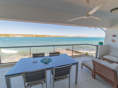 Photo for The Moll Apartment - Seaside Holiday Home