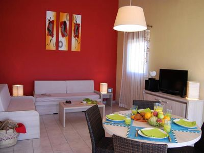 Photo for Residence Lagrange Vacances Grand Bleu - Le Mas de Torreilles **** - 2 Rooms Duplex 4 People