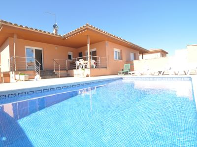 Photo for HOUSE IN COSTA BRAVA WITH PRIVATE POOL - WIFI FREE