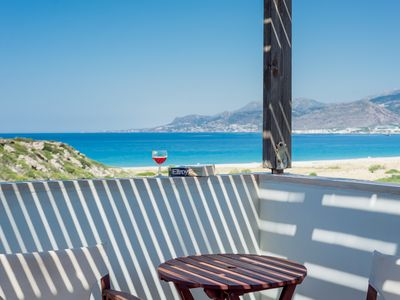 Photo for Makrigialos: Athena 3 bedroom Holiday Villa with Private Swimming Pool in Makrigialos
