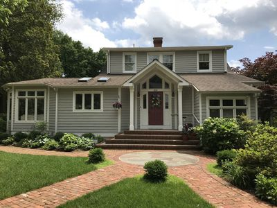 Photo for 6 Bedroom, 4 Full Bathroom and 3 Half Bathroom Waterfront Home with a Guest House in Severna Park: