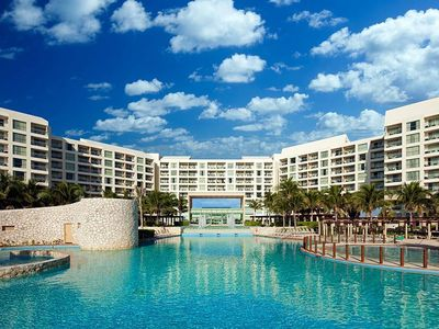 Photo for 2BR Villa Vacation Rental in Cancún, Quintana Roo