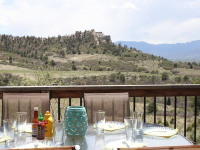 Photo for Amazing Views and Privacy minutes from major Co Springs attractions