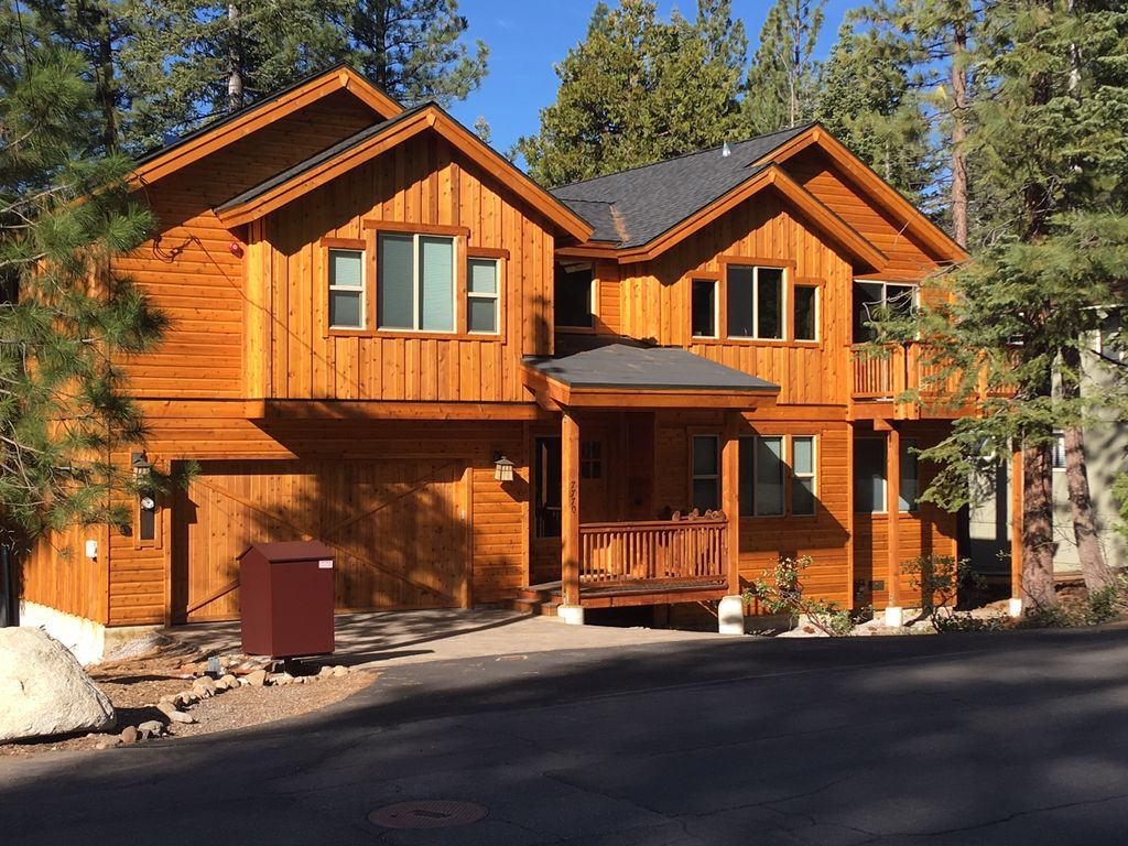 Luxury Tahoe Vista  Kings Beach Vacation Home  Summer
