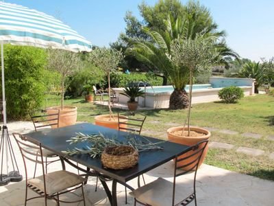 Photo for One bedroom Apartment, sleeps 4 in Sanary-sur-Mer with WiFi