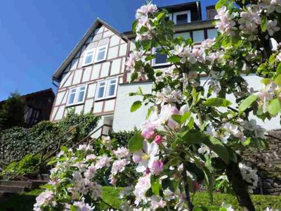 Photo for Holiday home in the old town centre of Battenberg in the beautiful Ederbergland.