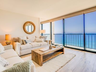 Photo for Newly remodeled 10th floor oceanfront condo
