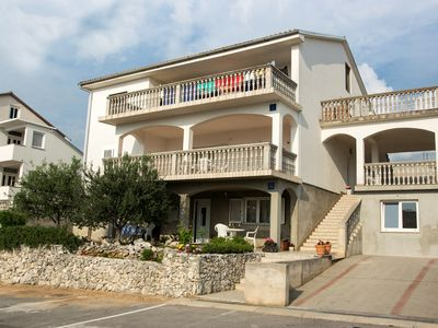 Photo for Holiday apartment with large terrace and wireless internet
