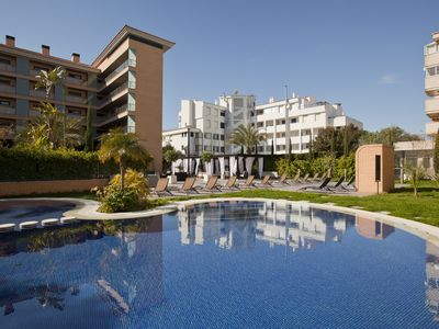Photo for high quality apartments 100 meters from the beach.
