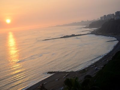 Photo for OCEAN VIEW LIMA BARRANCO TRIPLEX PENT HOUSE