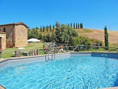 Photo for Vacation home Podere Calatine  in San Giovanni d'Asso (SI), Siena and surroundings - 10 persons, 5 bedrooms