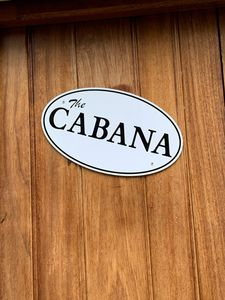 Photo for The Cabana ideal home to play & stay. Private Hot Tun and garden