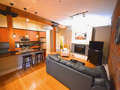 Photo for 1 BR/1 BA Combines Old World Charm with Modern Luxury