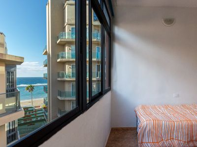 Photo for Studio with sea view and fully equipped