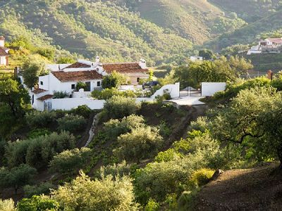Photo for beautiful lodge (Spanish cortijo) in the mountains