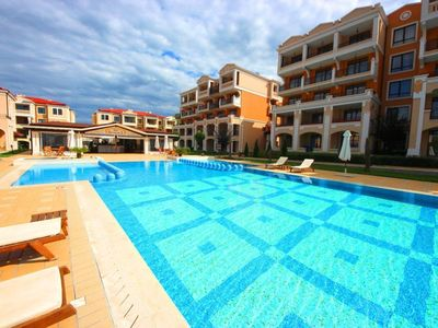 Photo for Holiday apartment Sozopol for 2 - 3 persons - Holiday apartment