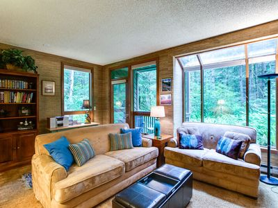 Photo for Snowater Condo #84 - Sauna - Soaker Tub - Fireplace - Sleeps 6