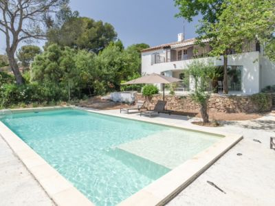 Photo for Beautiful villa near beaches, coves and harbor