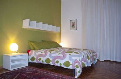 Photo for Visit the city on foot: two rooms furnished with care and completely renovated