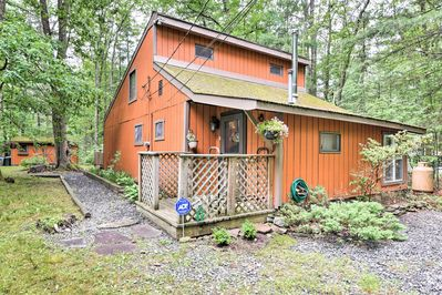 Plan your next trip to this 2-bed, 1-bath Hawley vacation rental!