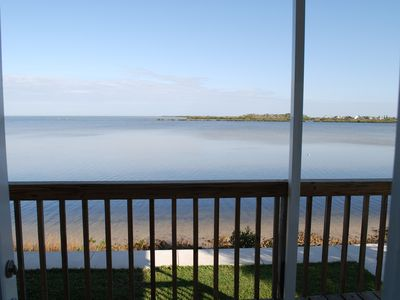 Photo for Gulf front with incredible view! Newly remodeled