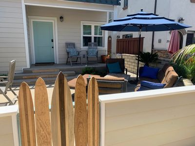 Photo for 1 BR Beach House with Parking only steps to South Mission Beach