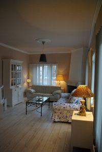 Scheveningen luxury tastefully furnished apartments with terrace and fireplace