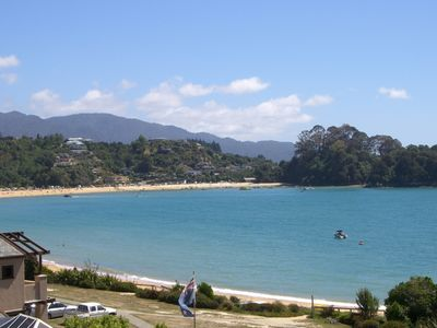 Photo for Awesome holiday home at Little Kaiteriteri beach