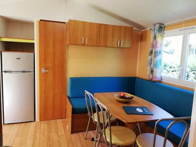 Photo for Campsite Audinac Les Bains *** - Mobile Home 4 Rooms 6 People