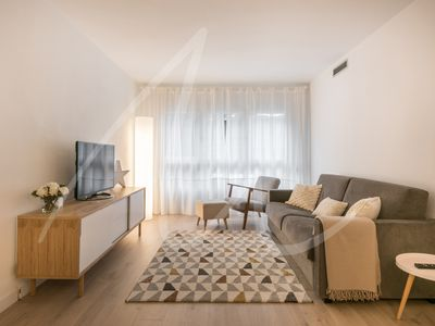 Photo for 1BR Apartment Vacation Rental in Baqueira, Cataluña