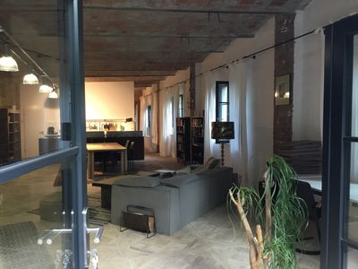 Photo for Industrial loft 120 m²