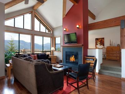 Photo for Stunning Home ski in/out and private hot tub