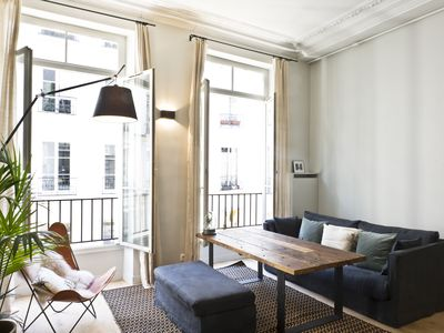 Photo for MT - AMABOUK A Sublime 50sqm one-bedroom in Montorgueil