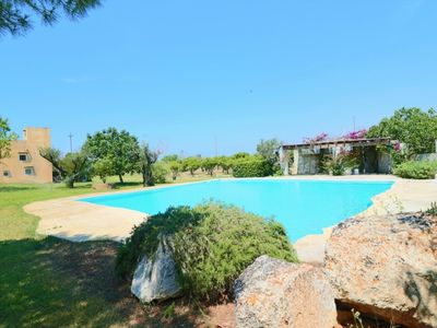 Photo for Holiday home in Gallipoli with swimming pool