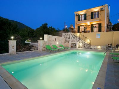 Photo for STUNNING TRANQUIL  VILLA WITH PRIVATE POOL CENTRAL LOCATION OF THE ISLAND