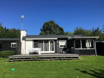 Photo for Cottage for 8 people near the beach in Gilleleje.