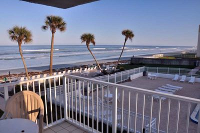 Photo for Gorgeous Sunrise View from this Direct Ocean Front/Corner Unit!