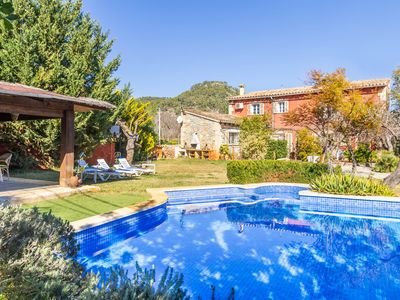 Photo for Port Andratx Family Holiday House with Pool