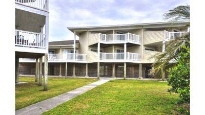 Photo for Beautiful, Oceanfront 2 Bdrm/2 Bath Condo with POOL & Ocean Views-Sleeps 7