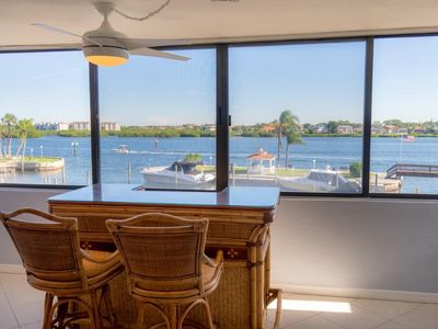 Photo for Newly appointed with best view of the Intracoastal! Desirable Harbor Towers