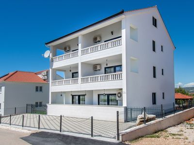 Photo for Luxury holiday apartments ALKAR with swimming pool