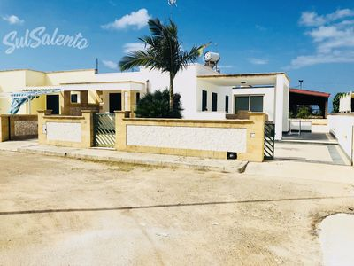 Photo for Villa for 8 to 12 people in Lido Marini 600 meters beach