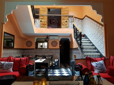 Photo for Riad Jasmeene: Exclusive rental with WiFi!