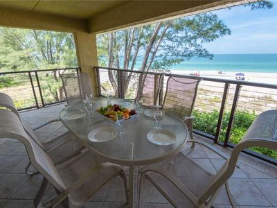 Photo for Gulf Front Condo with July Availability! Coastal Sunrise: 3 BR / 2.5 BA