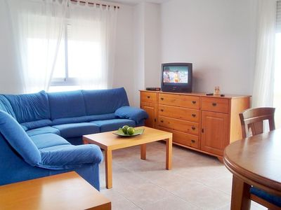 Photo for Apartment in El Campello with Lift, Parking, Internet, Washing machine (90791)
