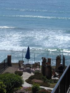 Photo for Ocean View frm Living Room & porches -last min special (7 nights for price of 4)