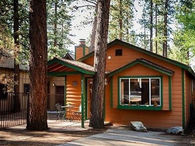 Photo for Peaceful Pines - Pool Table and WiFi. Walk to Shuttle!  FREE 2 hour Bike/Kayak Rental!