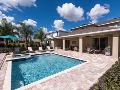 Photo for Picture Renting Your 5 Star Villa with Private Pool on  Encore Resort at Reunion, Orlando Villa 1629