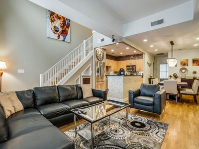 Photo for Executive Fully Furnished Penthouse in Addison