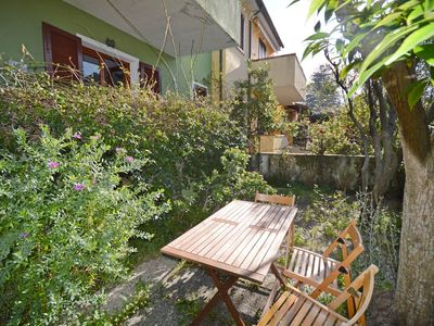 """Photo for Charming Holiday Apartment """"Trilocale Carla"""" with Garden; Parking Available"""